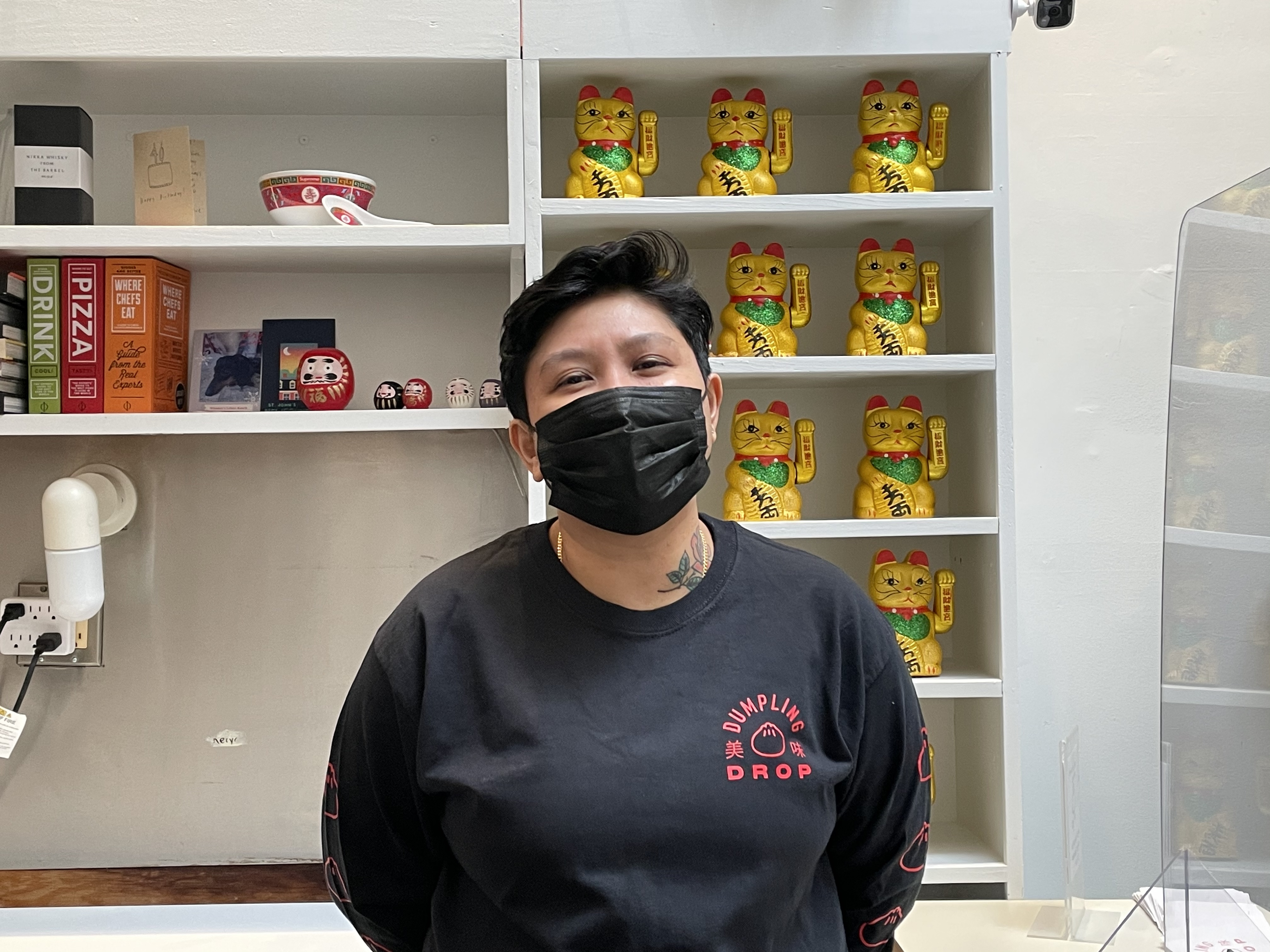 A local pandemic favourite, Dumpling Drop looks to pay community support forward to the Alzheimer Society