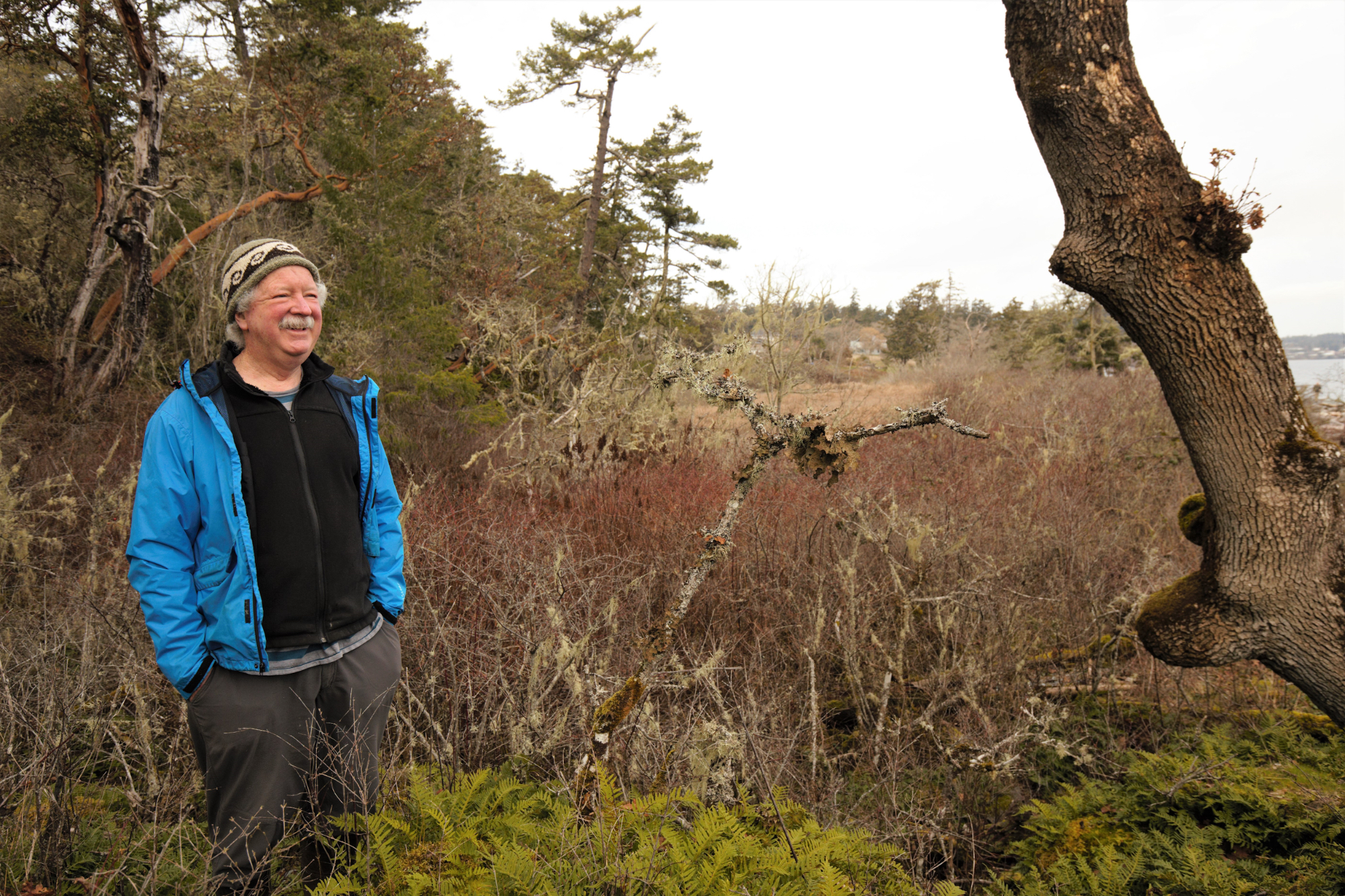 Andy MacKinnon is committed to making you love the outdoors