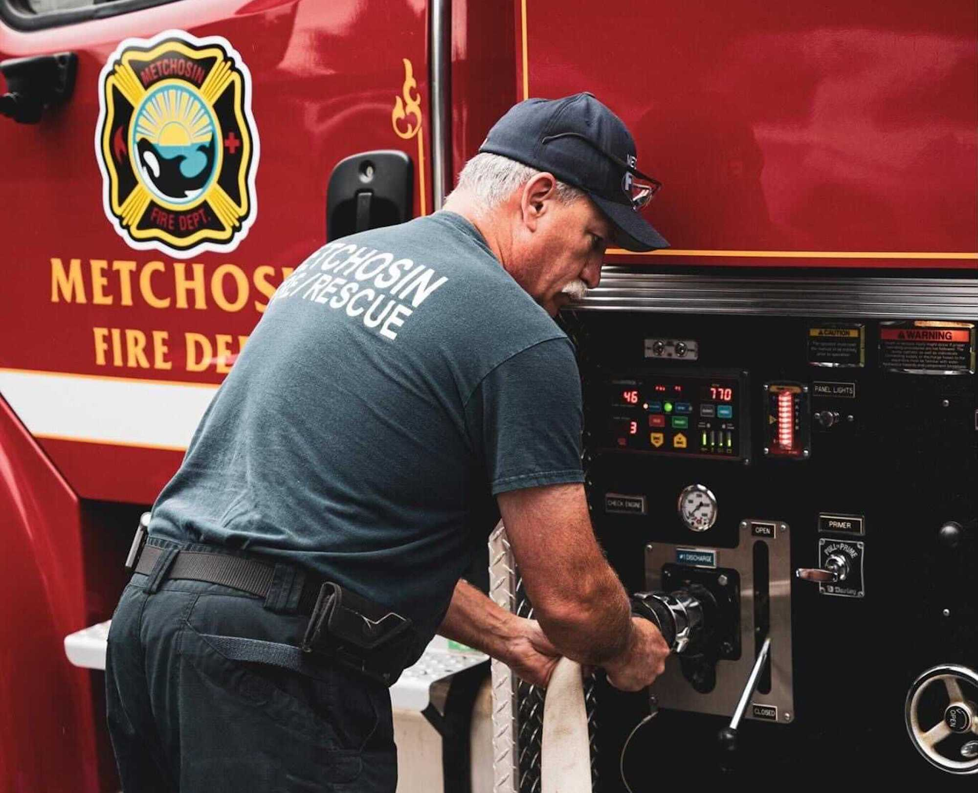Metchosin's fire department doesn't hear about all emergency calls within their area anymore. Here's why