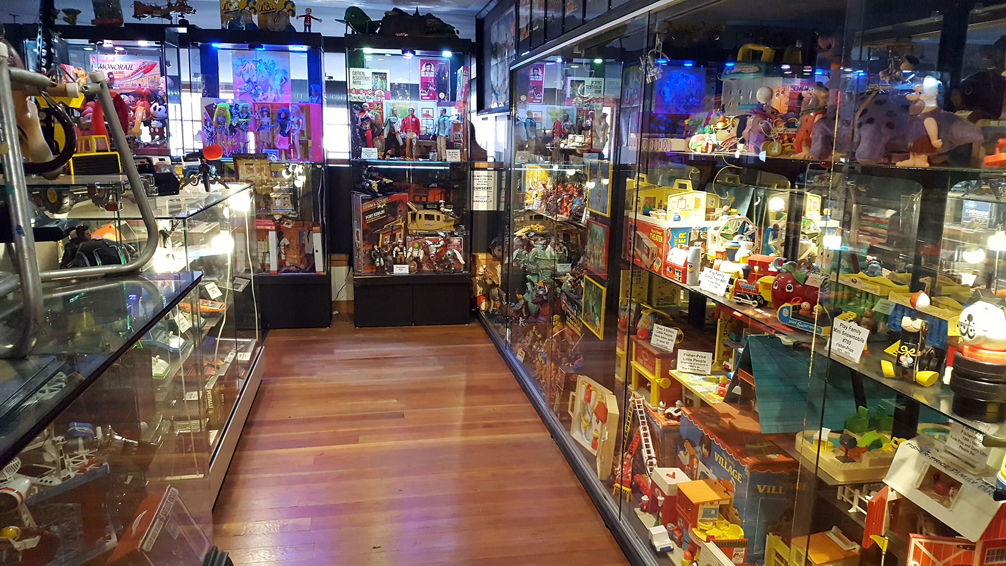 Play isn't just chronicled but celebrated at the National Toy Museum of Canada