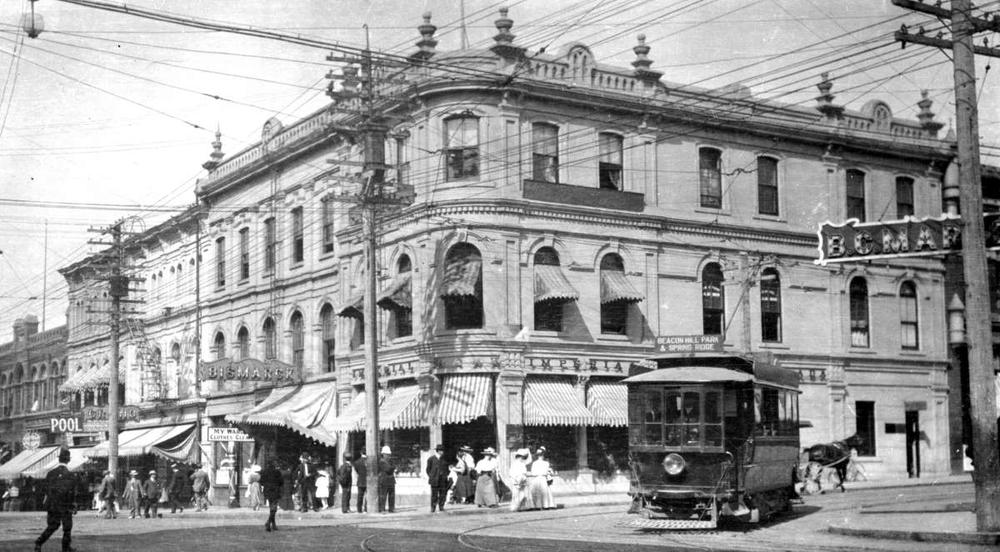 What Victoria's long-lost streetcars can tell us about the future