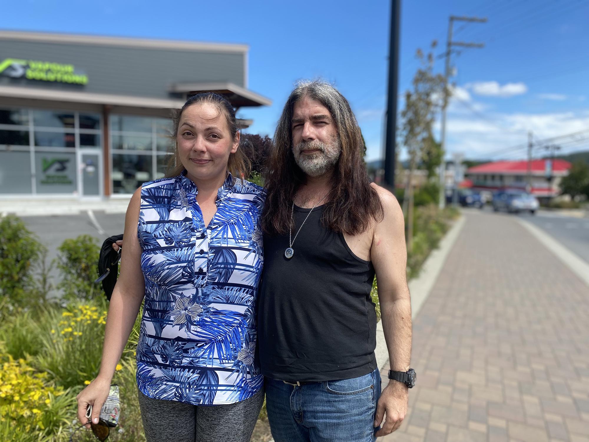 How a Sooke family fell through the cracks and into hidden homelessness