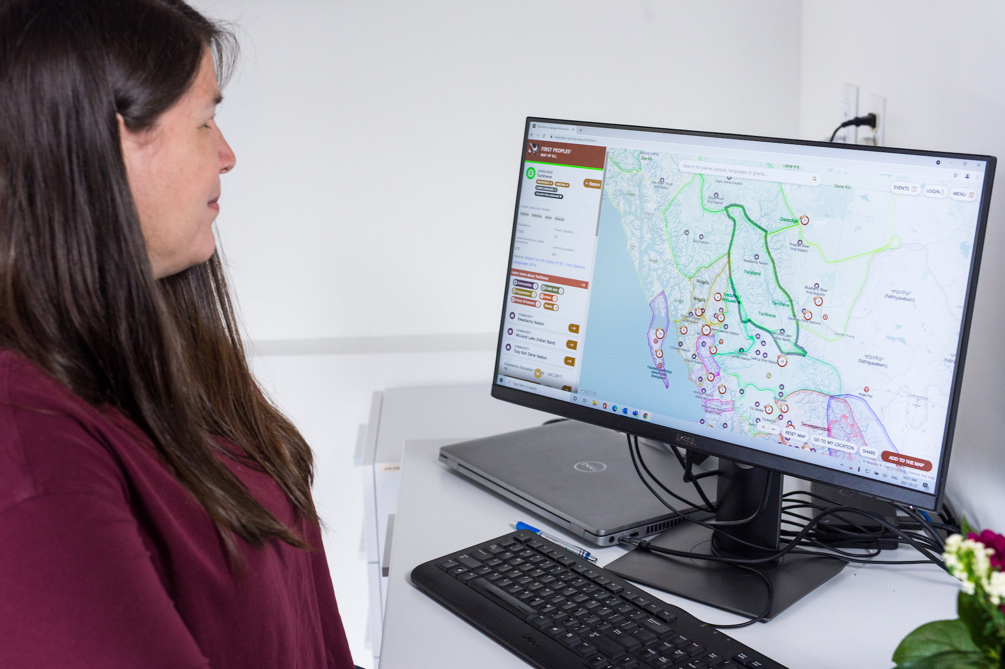First People's Map brings Indigenous cultural heritage and language revitalization to your browser