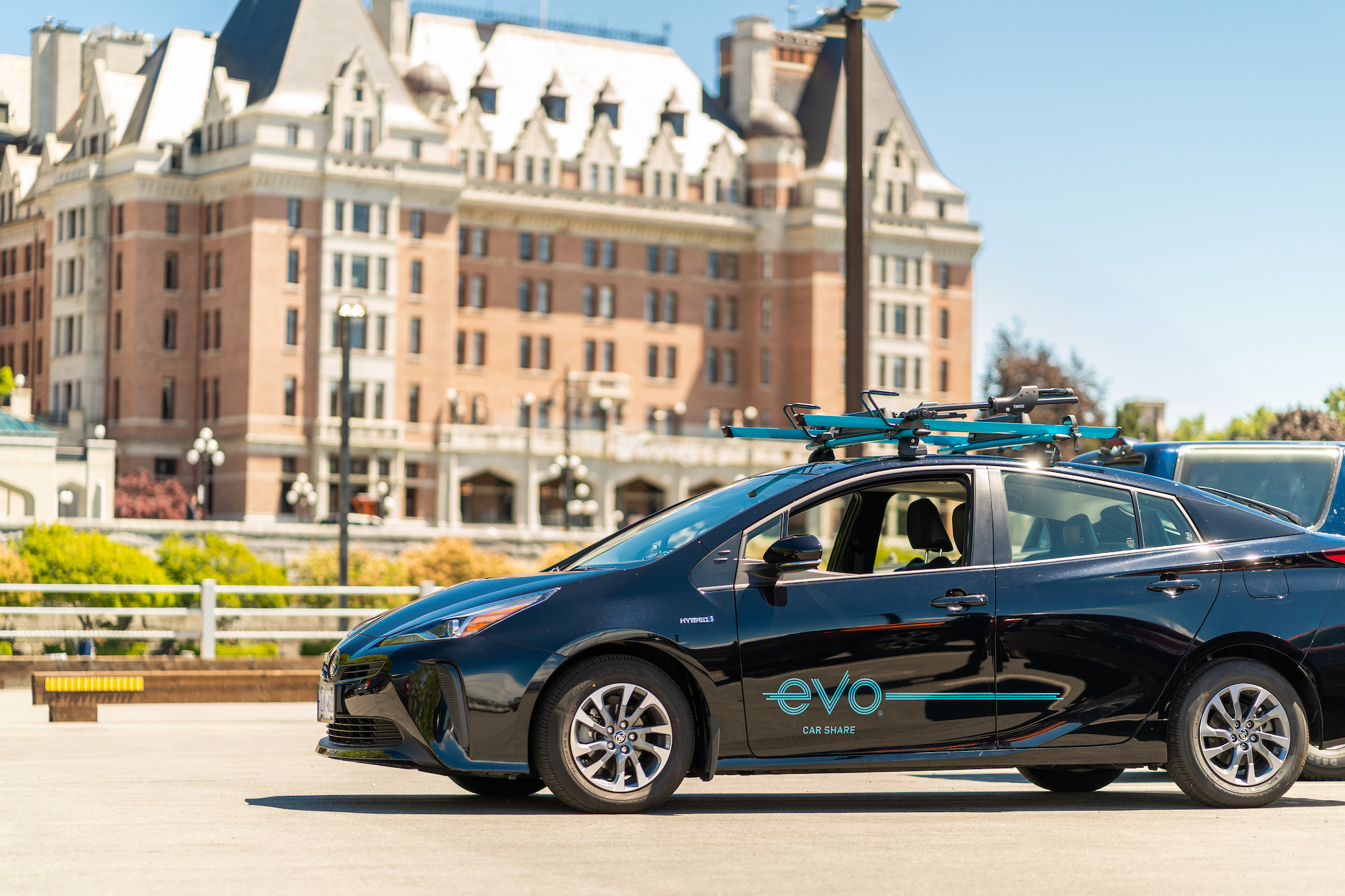 Car Wars: Evo joins the movement to add more mobility options in Victoria