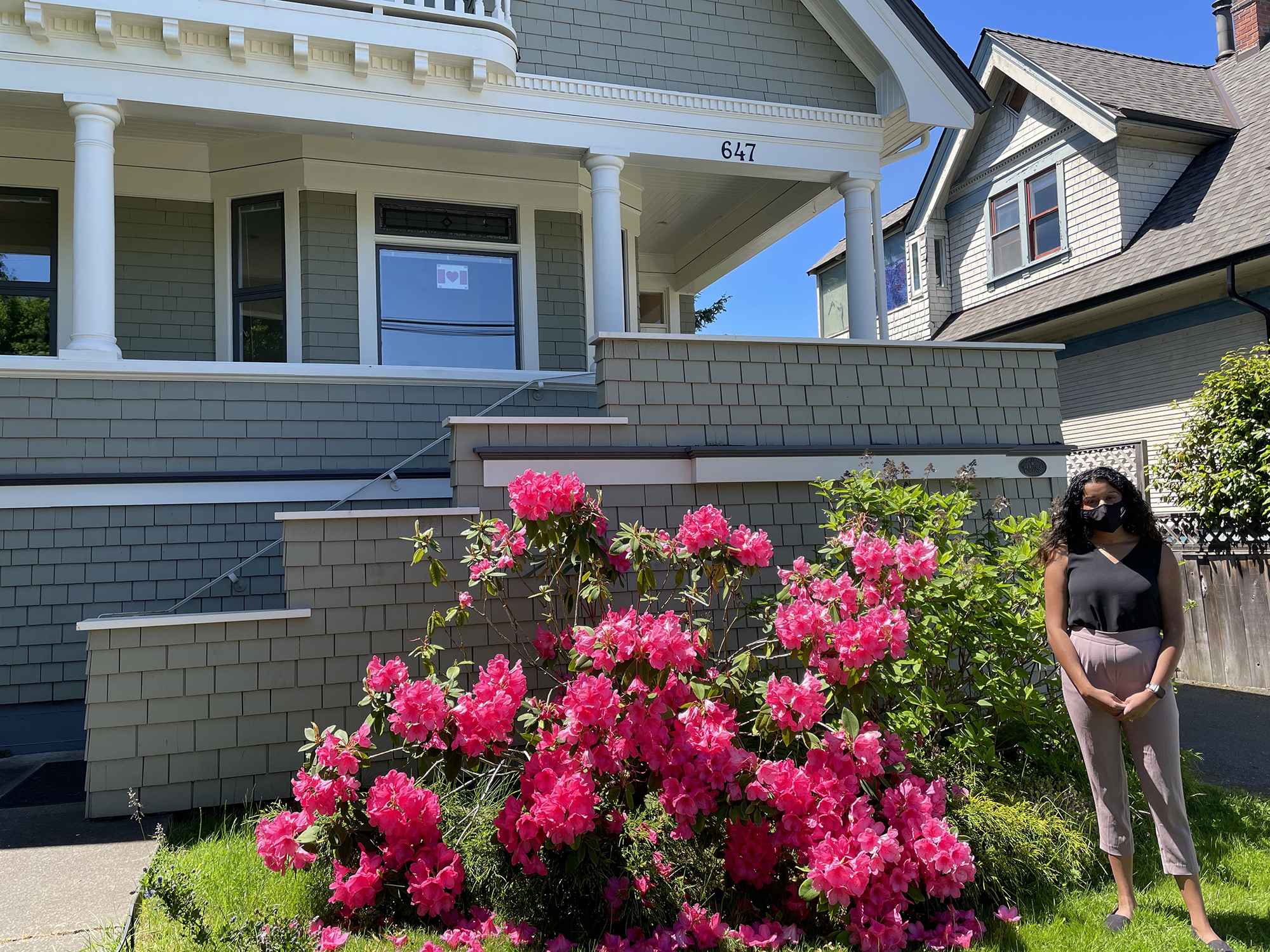 Supportive recovery centre finds new, fully equipped home in James Bay