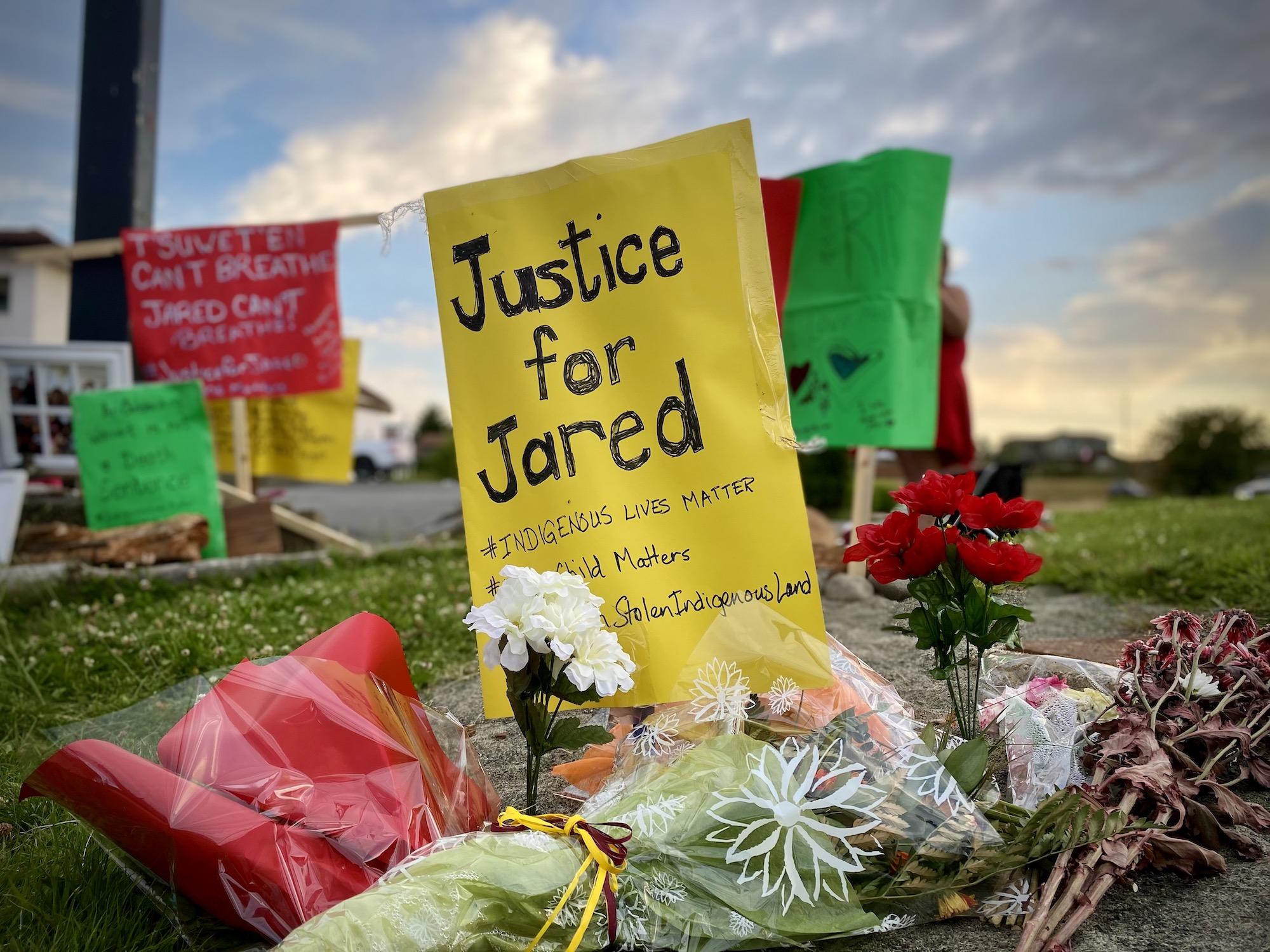 'An arrest warrant should not be a death sentence'