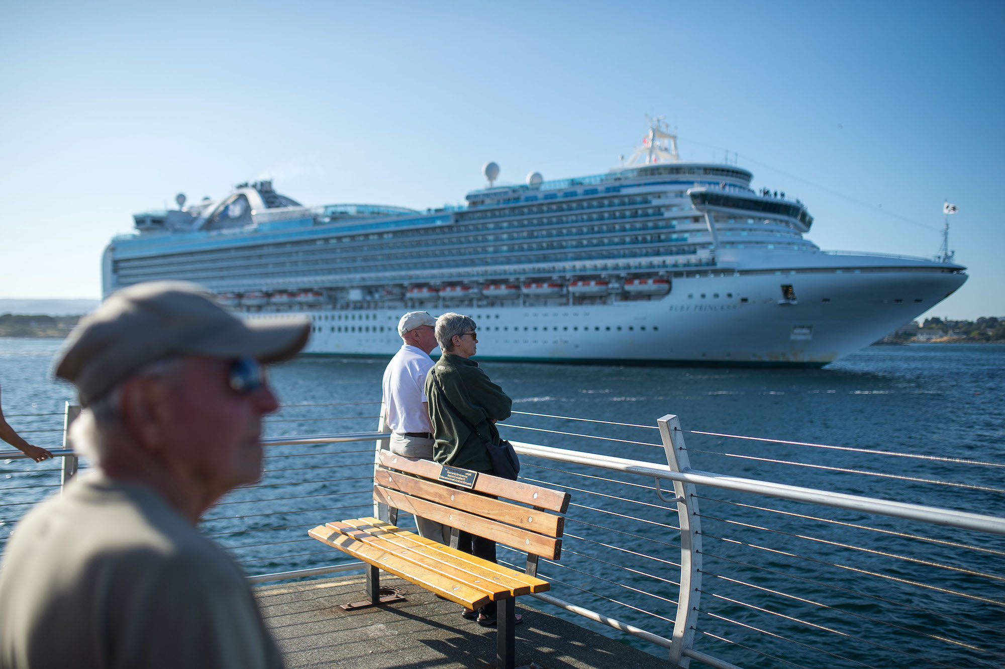 Capital Letters: Cruise ships returning to Victoria