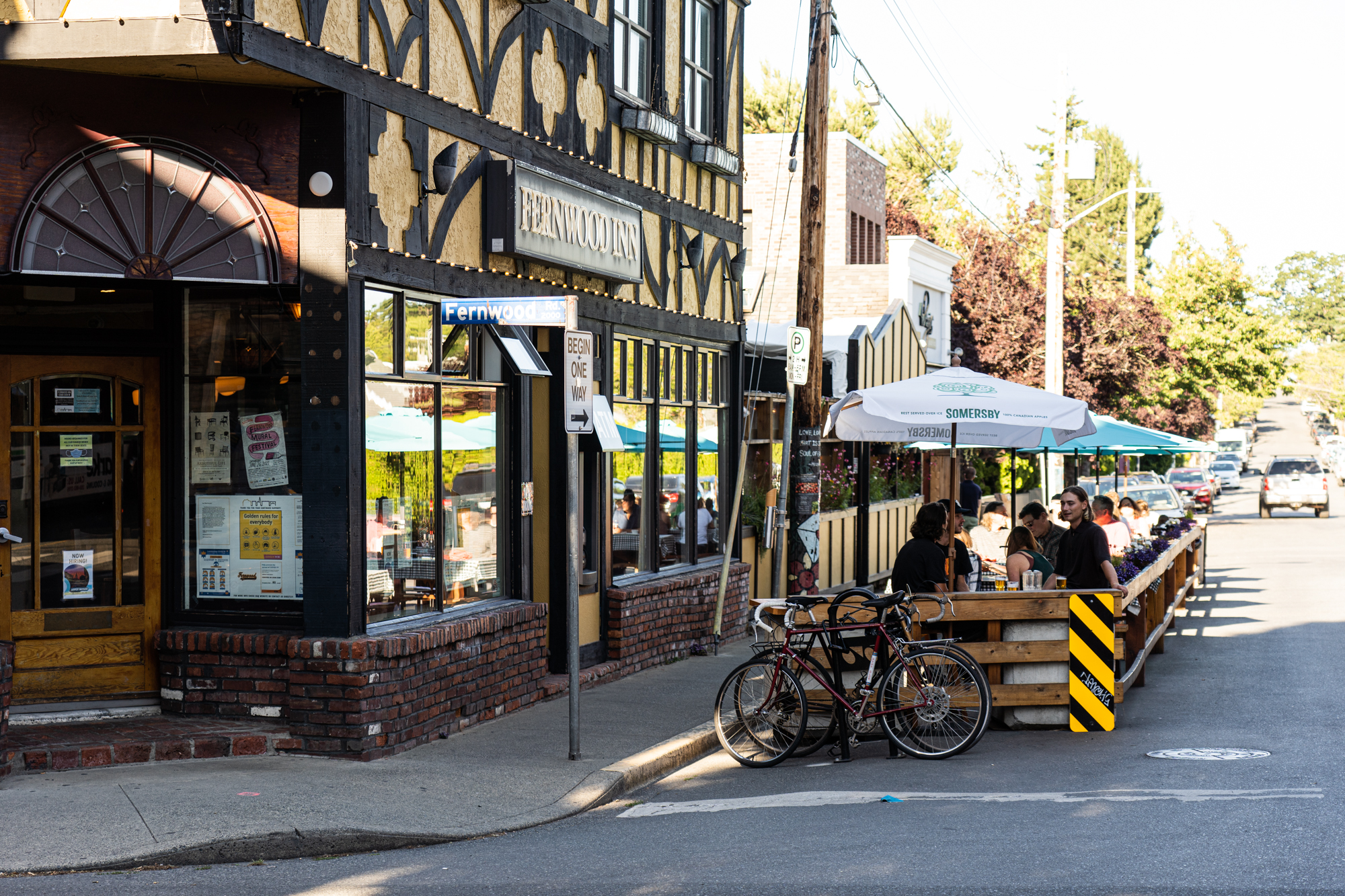 Should Victoria's pandemic patios stay for good?