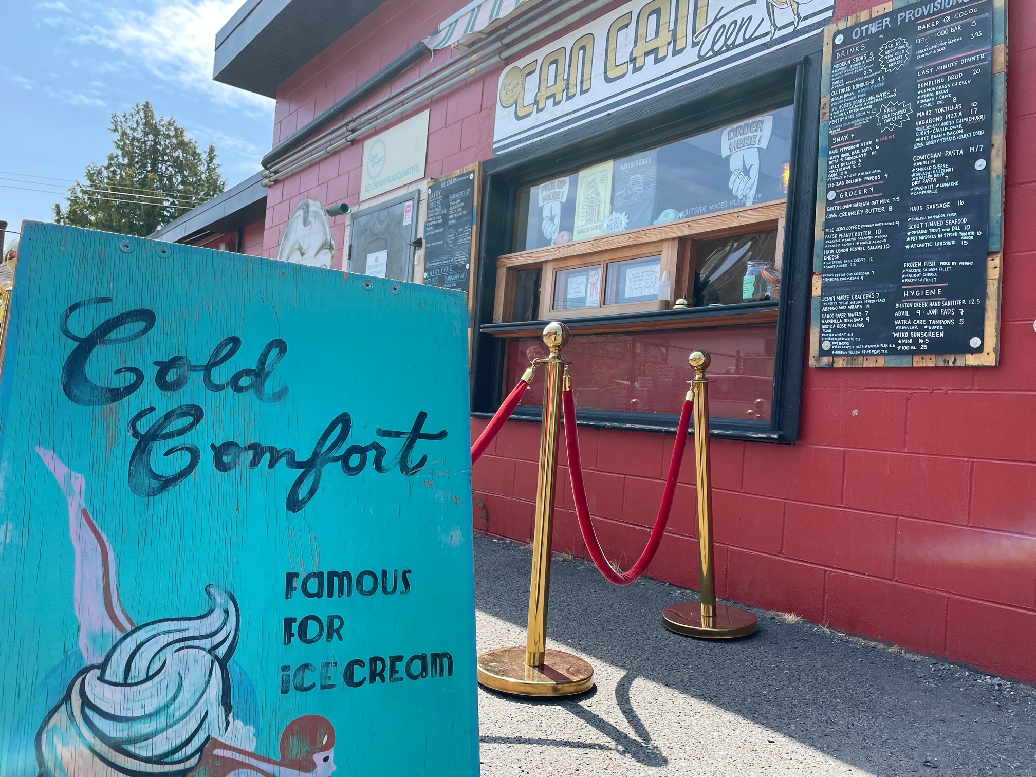 Victoria sees its homegrown ice cream shops through pandemic deep-freeze