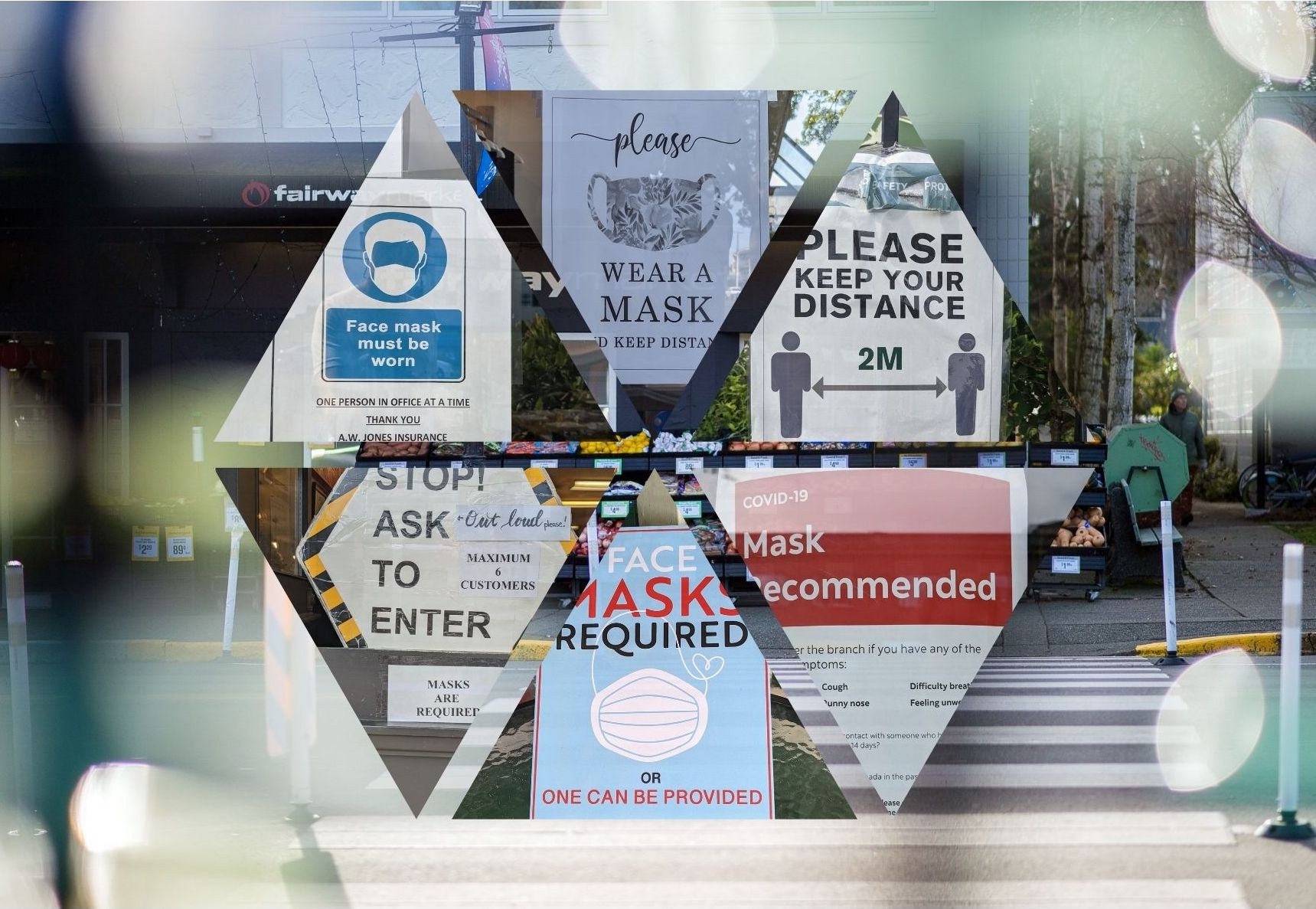 Businesses opt to continue mask policies as province moves ahead in restart plan