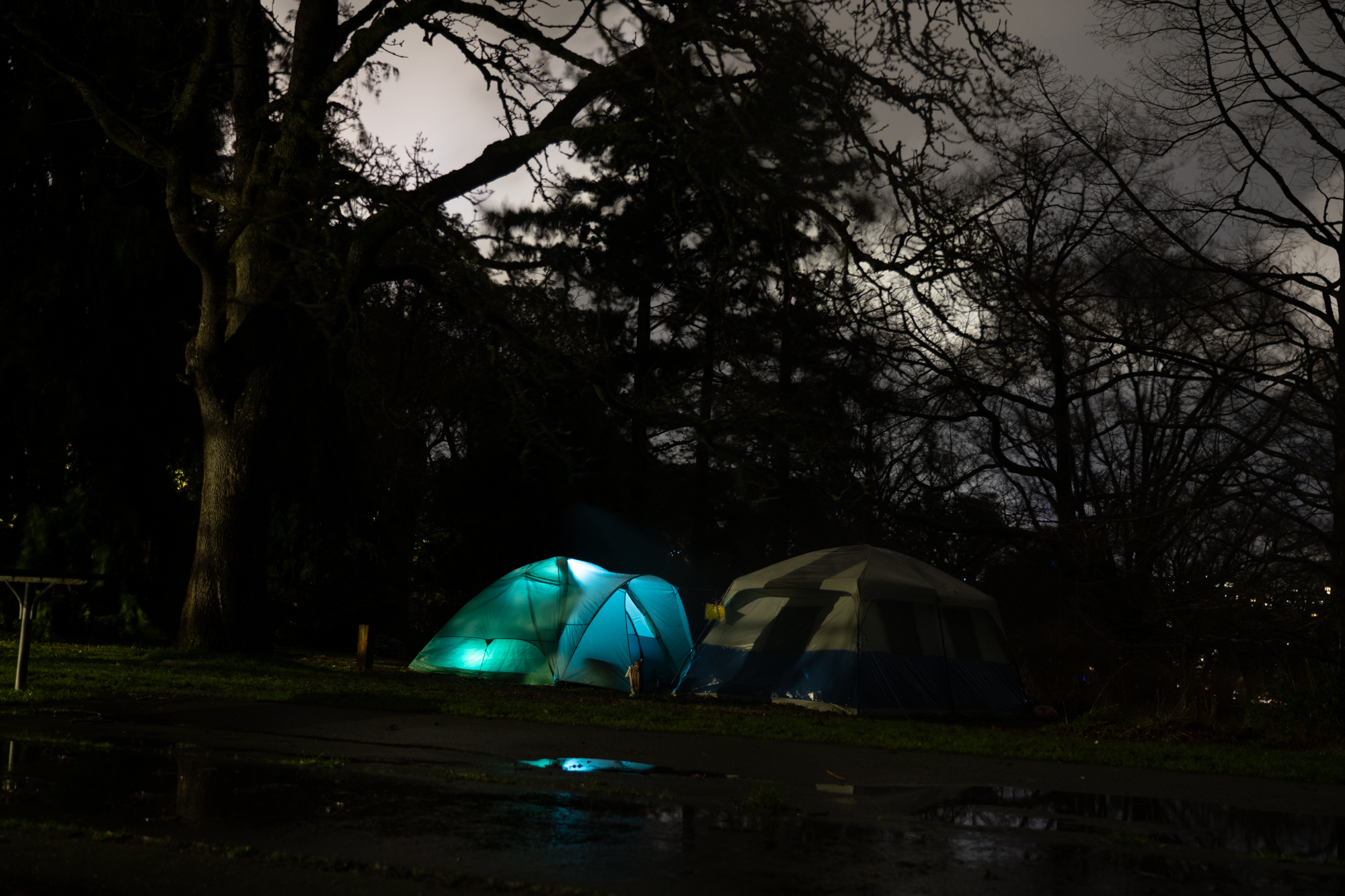 'This was the worst case scenario': No plan for COVID-positive unhoused people in Victoria