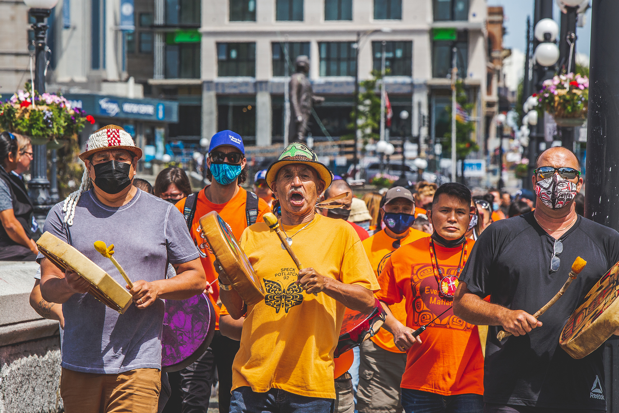 Greater Victoria events mark the National Day for Truth and Reconciliation