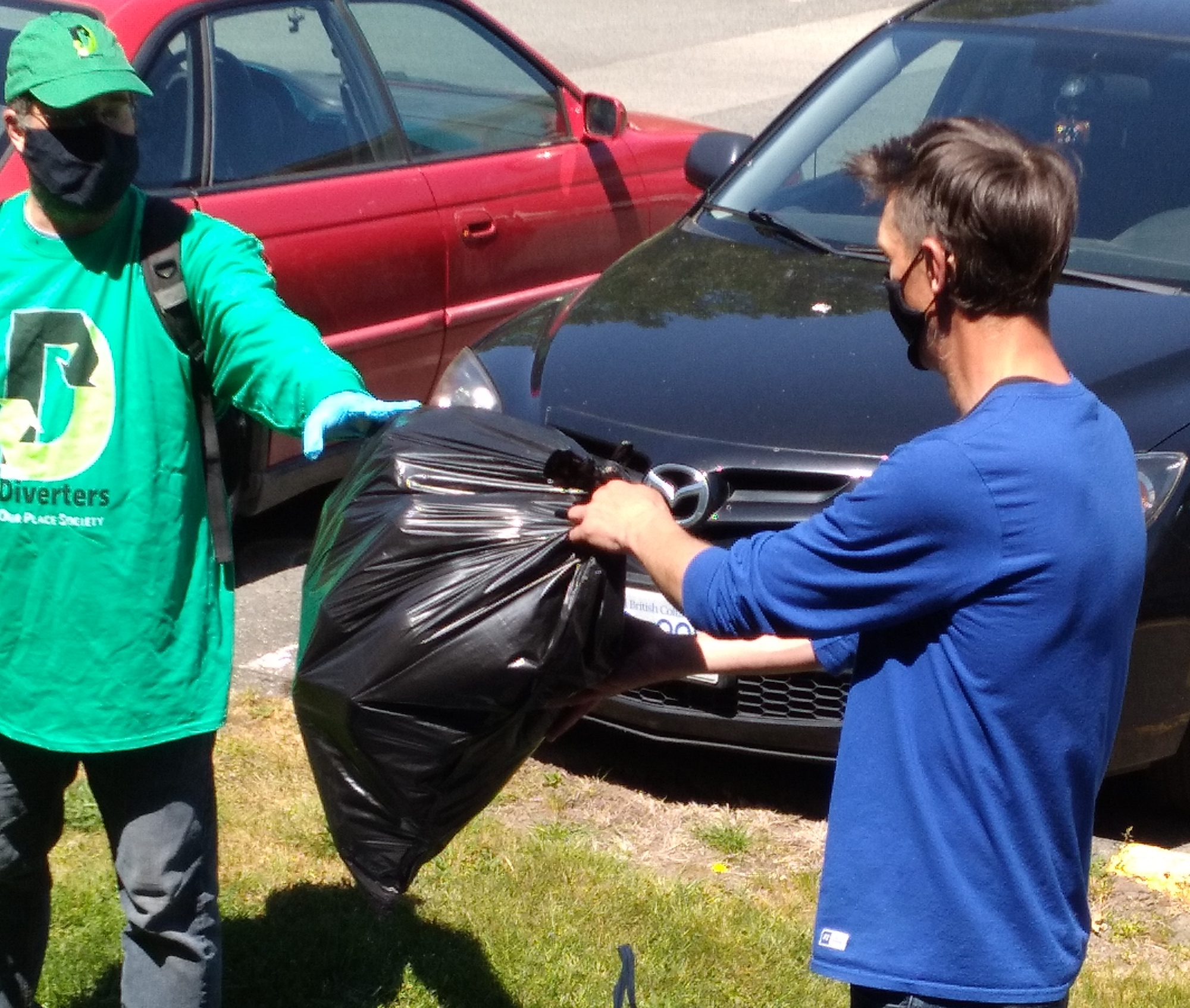 One man's trash: Diverters are working to reduce Victoria's waste