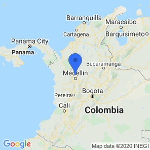 Near Medellin, Colombia