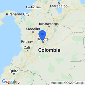 Near Bogota, CO