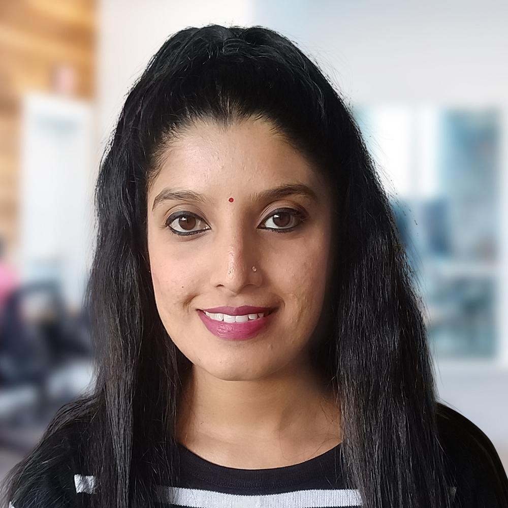 Sinduja Raghavendra