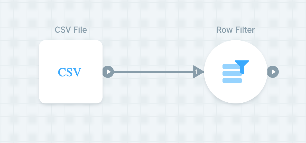Automatically Filter Rows