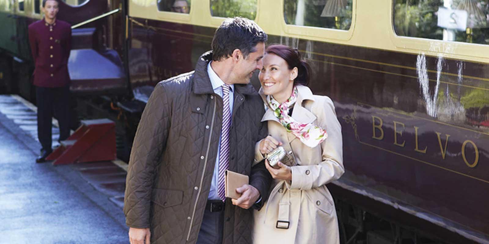 Valentines Day Luxury Train Journeys