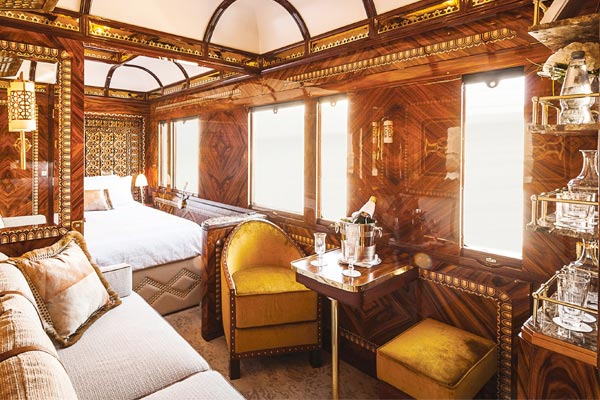 Belmond Venice Simplon-Orient-Express Grand Suite