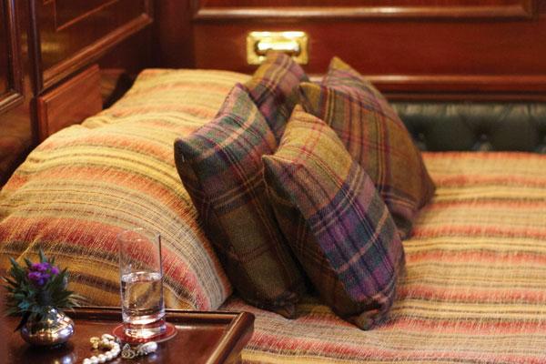 Belmond Royal Scotsman Double Cabin