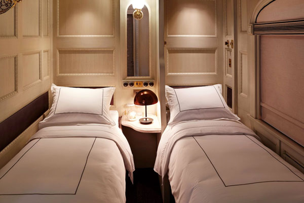 Belmond Andean Explorer Twin Bed Cabins