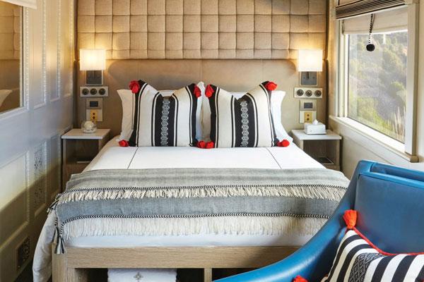 Belmond Andean Explorer Suite Cabins