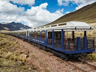 Belmond Andean Explorer Arequipa