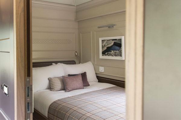 Belmond Grand Hibernian Double Cabin