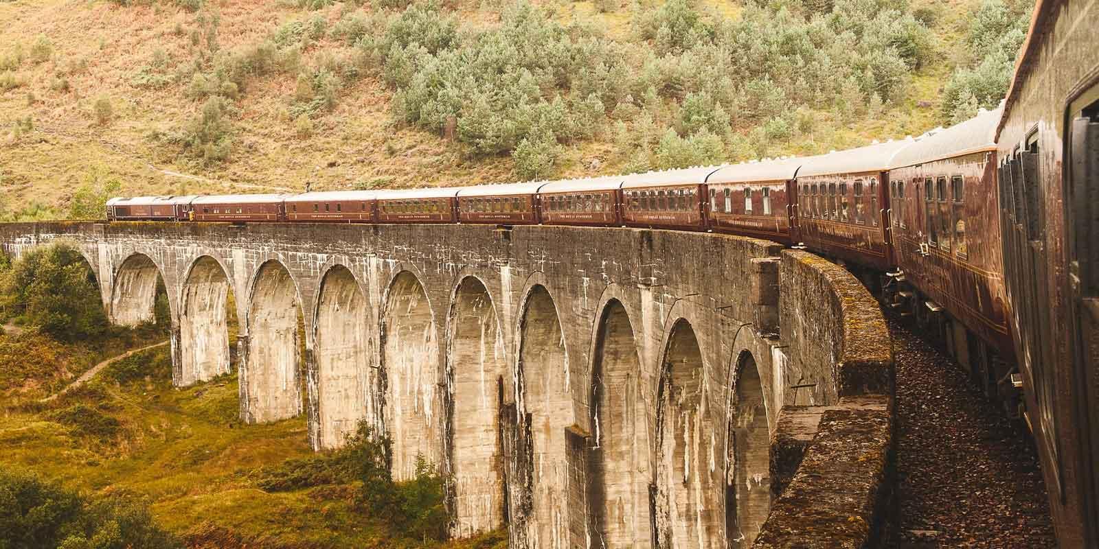Luxury Train Journeys