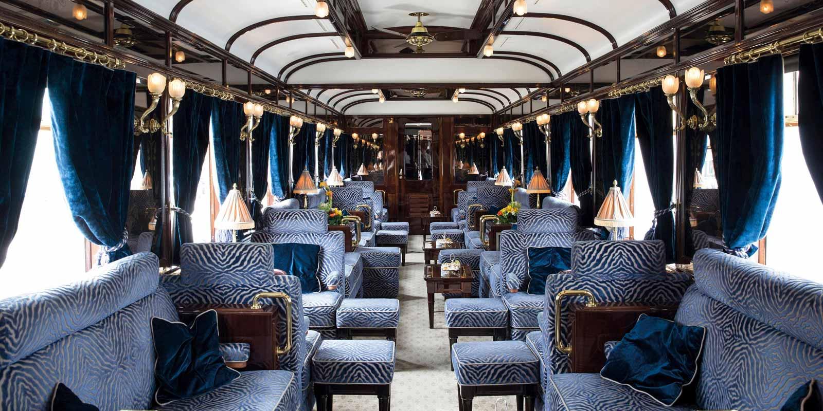 Belmond Venice Simplon-Orient-Express Inside