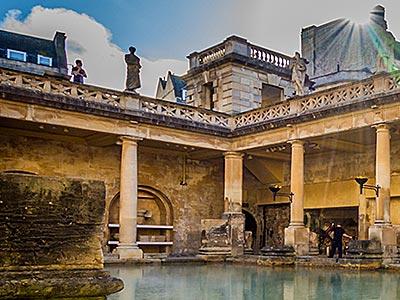 The Northern Belle Bath