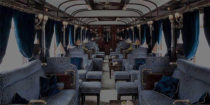 Venice Simplon-Orient-Express Train Journeys