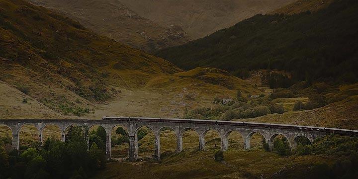 Royal Scotsman Train Journeys