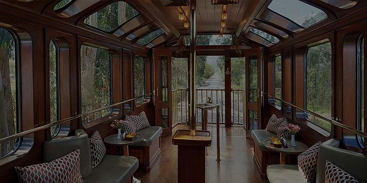 Hiram Bingham Train Journeys