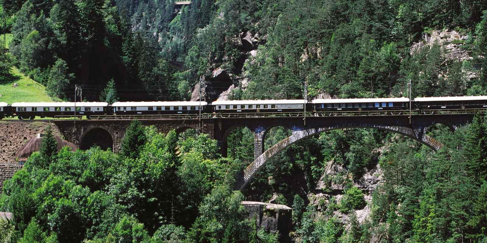 Train Holidays