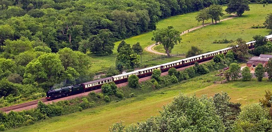 Train Holidays UK