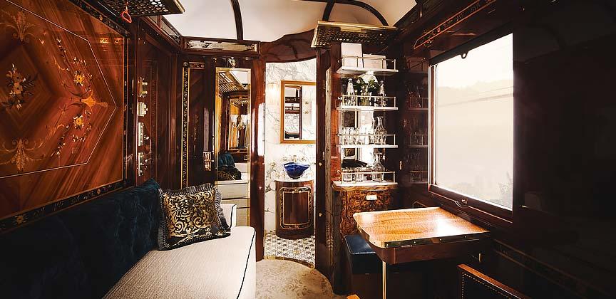 Belmond Venice Simplon Orient Express Grand Suite