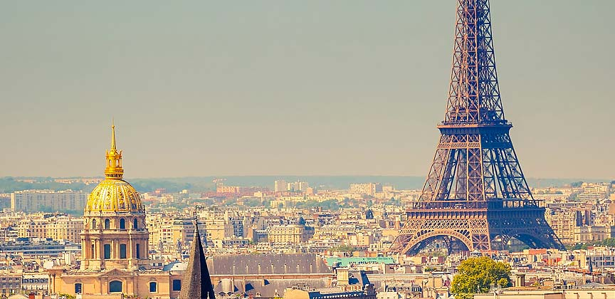 Train Holidays Europe Paris to Istanbul