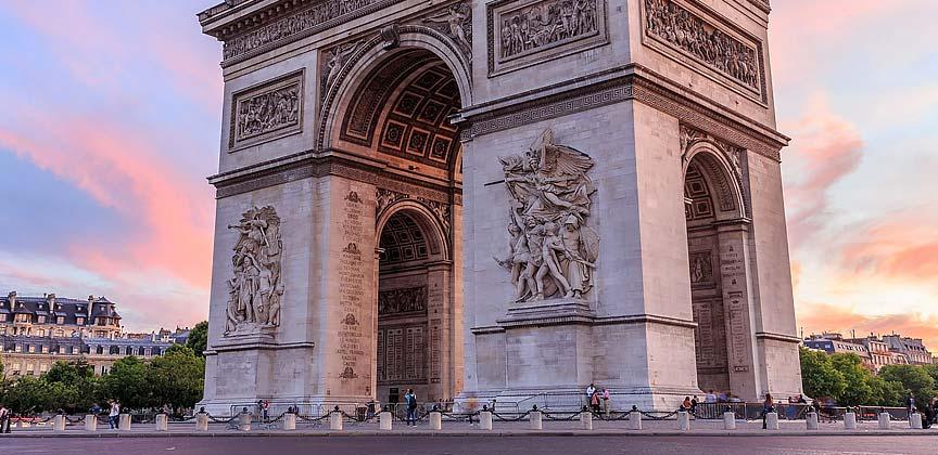 Train Holidays Europe Paris to Venice