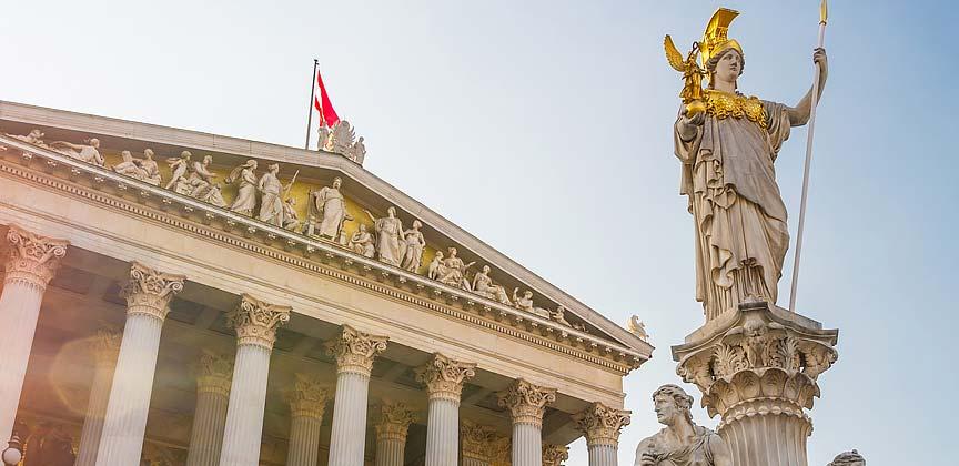 Train Holidays Europe Venice to Vienna