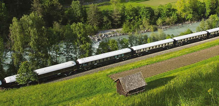 Train Holidays Europe London to Venice