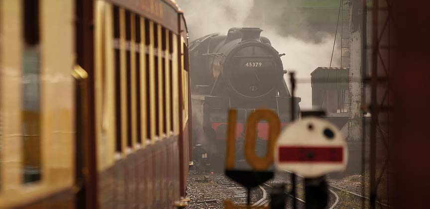 Charter the train