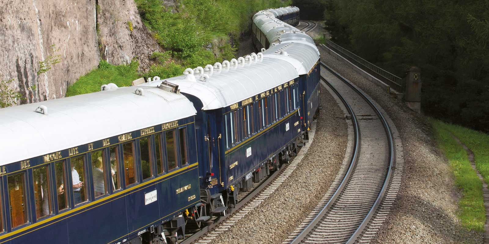 Ride The Orient Express