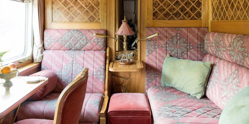 Belmond Eastern & Oriental Express State Cabin