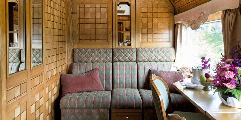 Belmond Eastern & Oriental Express Presidential Cabin