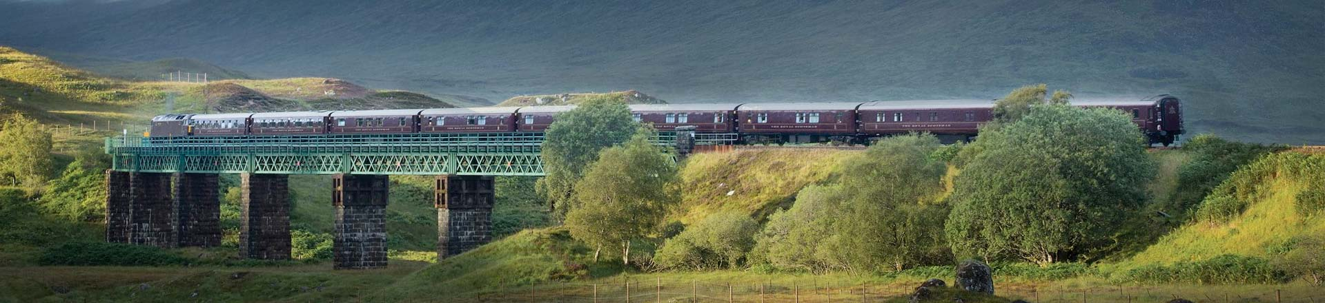 Luxury Train Journey Offer