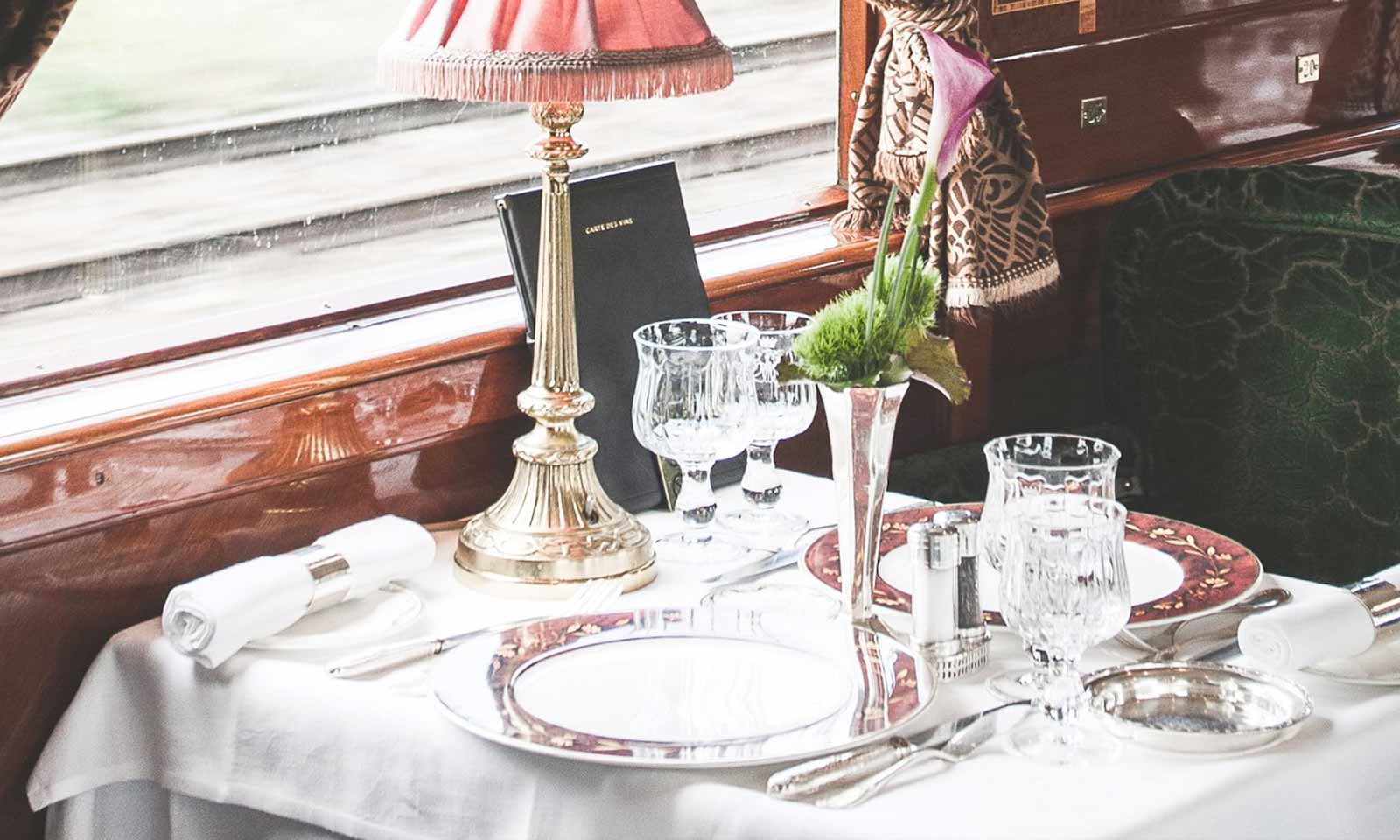 How long does the Orient Express take?