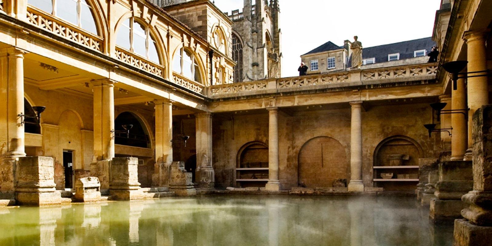 Historic Bath by British Pullman