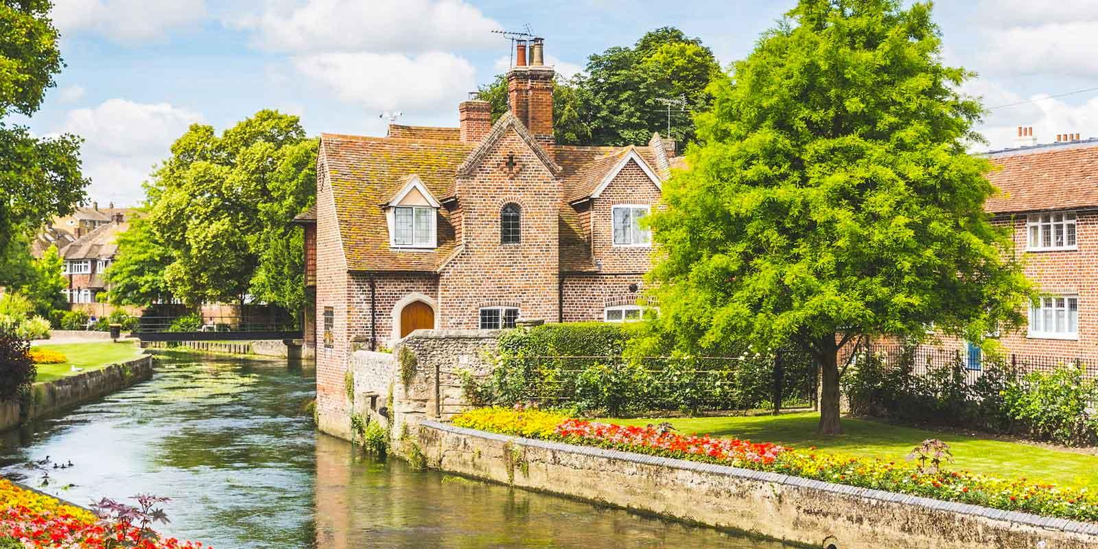 Historic Canterbury aboard the Belmond British Pullman