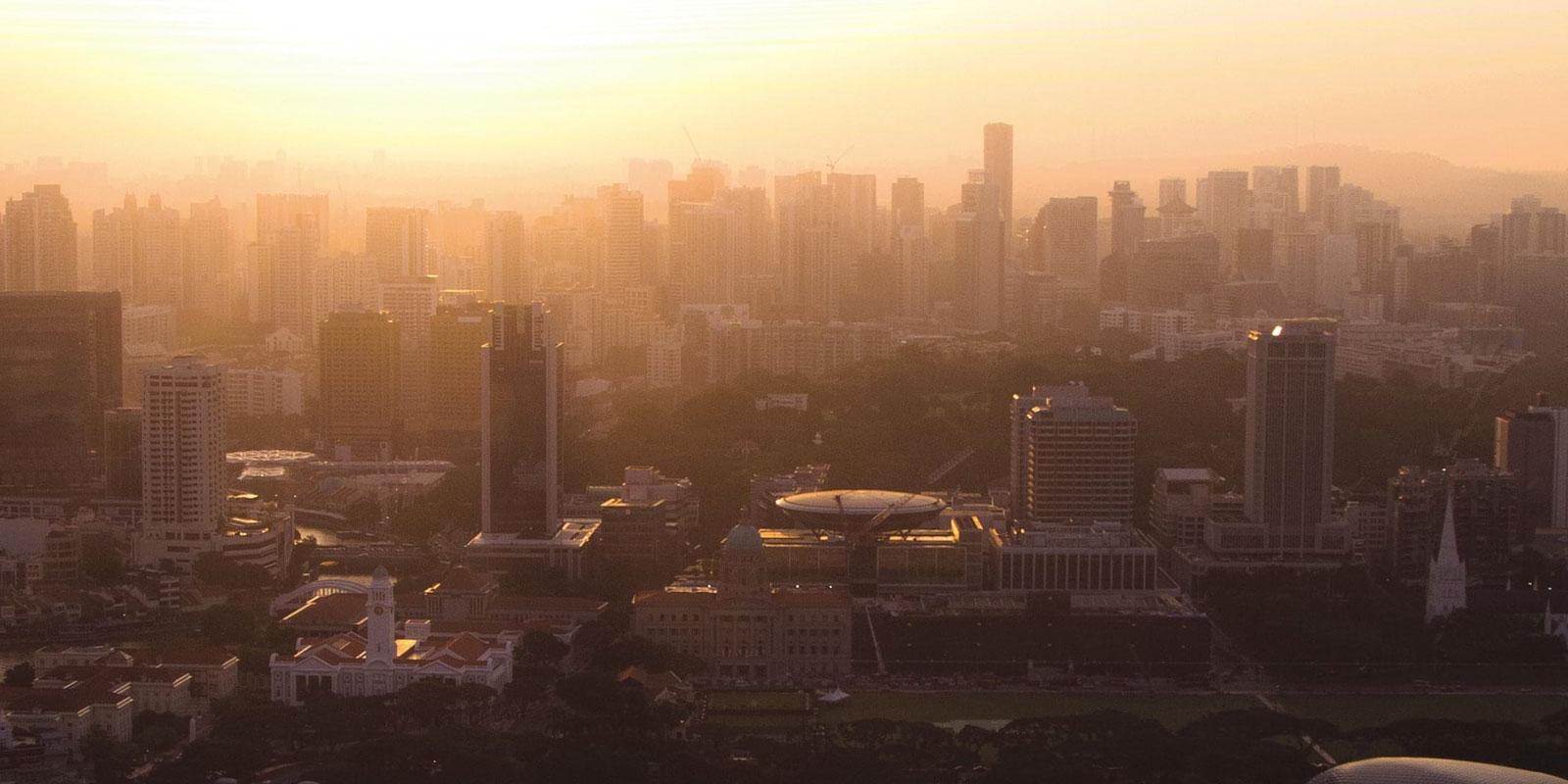 Singapore to Bangkok on the Eastern & Oriental Express